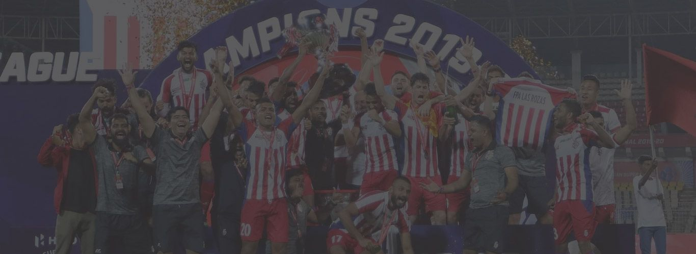 ATK won the ISL title an unprecedented 3 times in 2014, 2016 and 2020