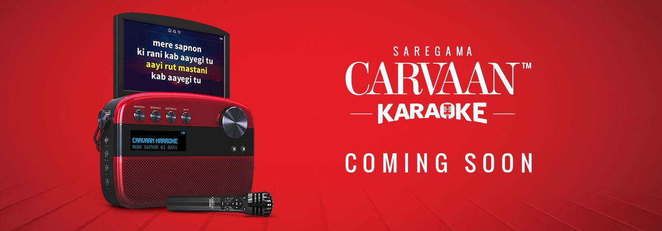 Saregama Carvaan launches an innovative Karaoke version