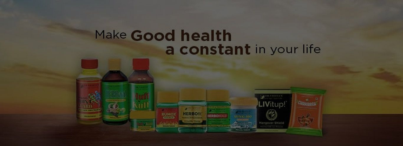 Innovative products like Chyawanprash in a toffee format (Chakaash)