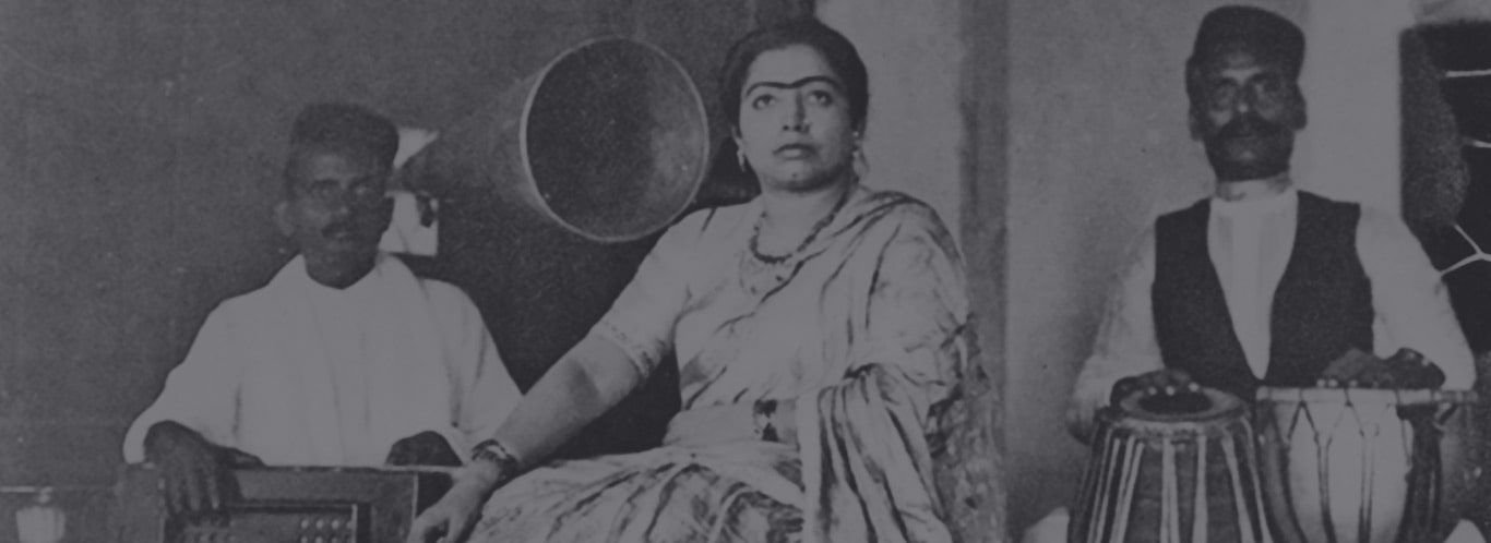 Owns the rights of India s first-ever recorded song in 1902 by Gauhar Jaan
