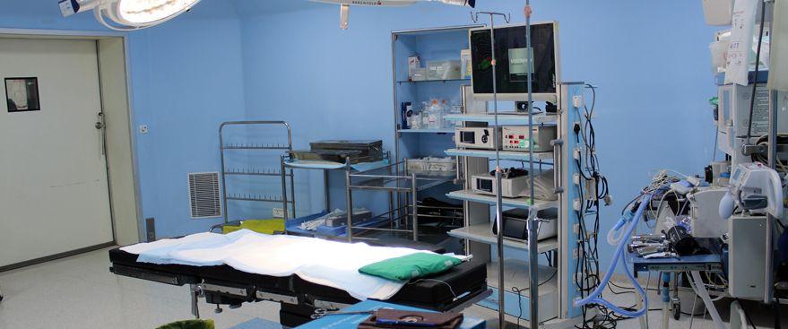 Woodland's Hospital