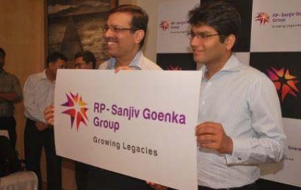 Dr Sanjiv Goenka and Mr Shashwat Goenka